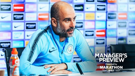 Pep: 'We have leaders all over the pitch'