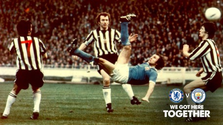 League Cup golden goals: Tueart v Newcastle 1976