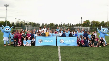 CITC soccer school sessions tackle holiday hunger