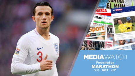 Media Watch: City to 'step up' Chilwell pursuit?