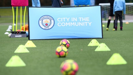 Manchester City sign up to the Twinning Project