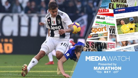 Media: City in three-way battle for Juve star?