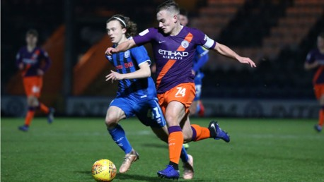 Luke Bolton: City will maintain Checkatrade focus