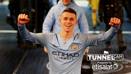 TUNNEL CAM: A behind-the-scenes look at what happened in the tunnel as City beat Burton