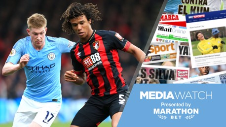 Media Watch: City 'weighing up' Ake move?