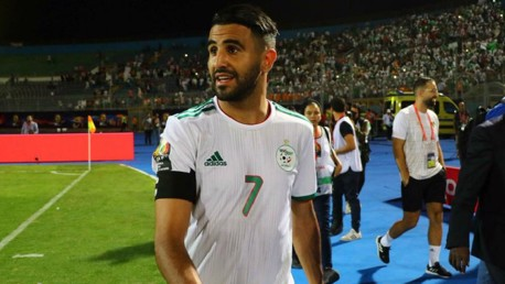 Mahrez stunner sends Algeria to AFCON final