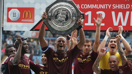 Community Shield: City's classic wins