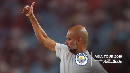 Guardiola: I know my players are hungry for more