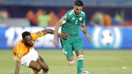 AFCON semi-finals beckon for Algeria's Mahrez