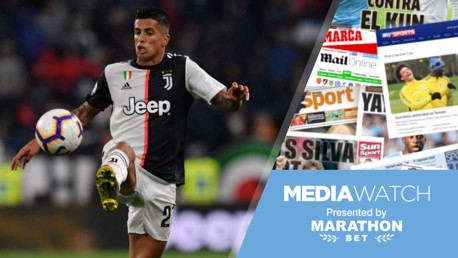 Media Watch: City still keen on Cancelo?