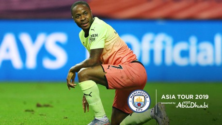 Sterling: City eager to raise standards again