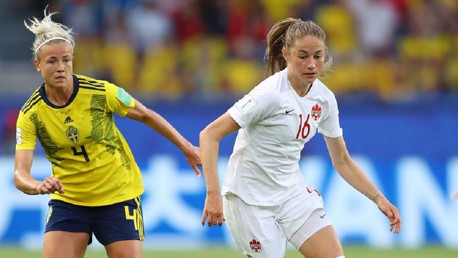 Penalty heartache for Beckie as Canada exit WWC