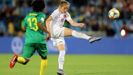 Beckie: City improved me ahead of World Cup