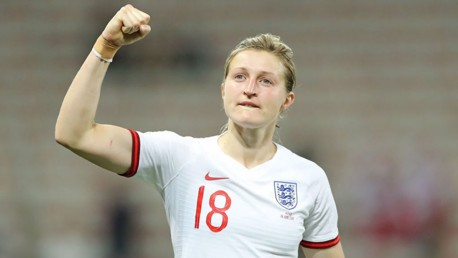 Ellen White brace sees England top World Cup group