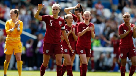 Houghton: Young Lionesses should enjoy World Cup!