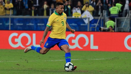 Gabriel Jesus the shoot-out hero for Brazil