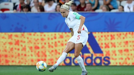 Home comforts for Houghton with England and City