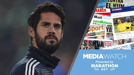 Express: 'Isco the heir to El Mago's throne?'