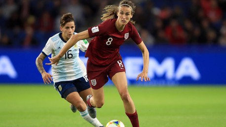 City's England stars reach World Cup knockouts
