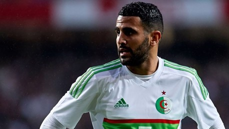 Mahrez's Algeria through to AFCON last 16