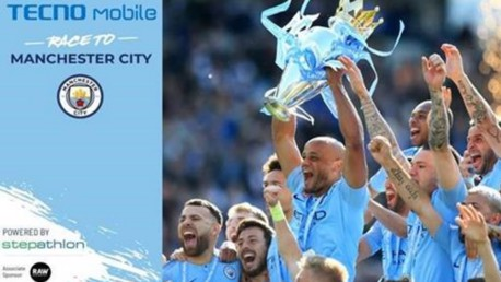 Tecno Race to Manchester City launches