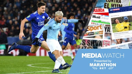 Media Watch: City to battle for England man?