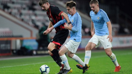 Ben Knight: Cups bring the best out of City U18s