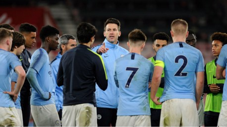 Taylor: City excited by FA Youth Cup incentive