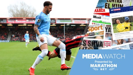 Media: City playing better than ever!