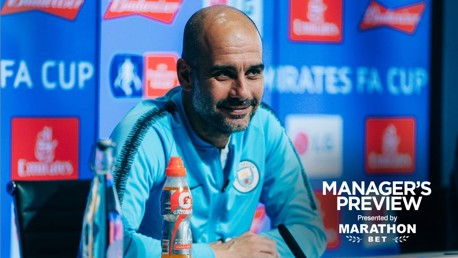 Pep hoping injured stars will return after break