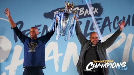Champions: City's Top Six record analysed