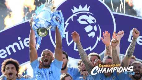 Kompany: 'This was the most satisfying title yet'