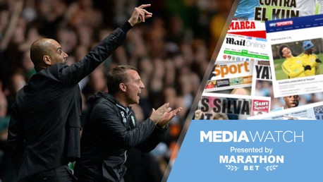 Media Watch: Rodgers excited by crunch City clash