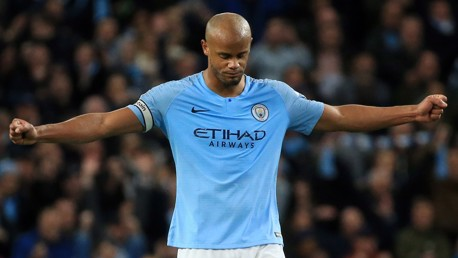 Vincent Kompany: His story plus tributes flood in