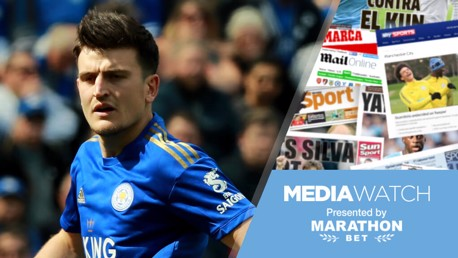 Media Watch: City to pip United in transfer duel?