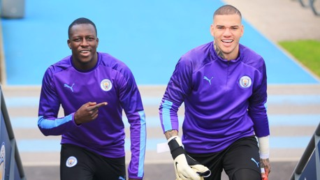 Ederson and Mendy return for Chelsea clash