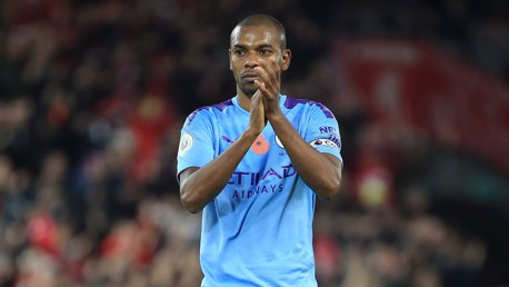 Fernandinho: City's Mr Versatile