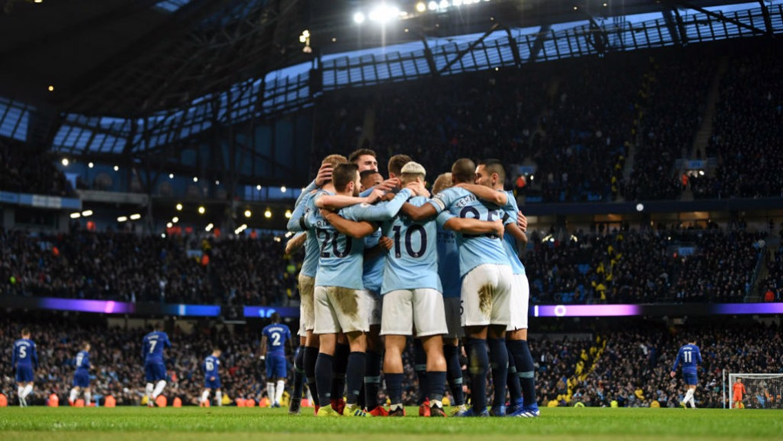 Classic Match: City 6-0 Chelsea