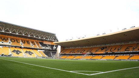 Wolves v City: Ticket Information