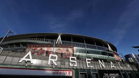Arsenal v City: Sold Out