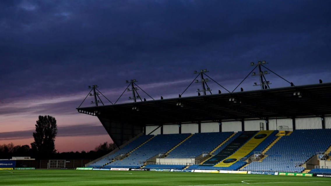 Oxford v City: Sold Out