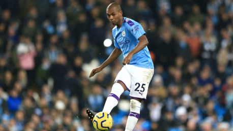 Fernandinho outlines his tactical journey  ​
