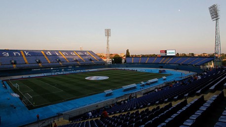 Dinamo Zagreb v City: Ticket Information