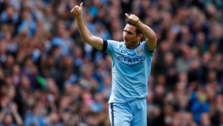 Why Frank Lampard will always be welcome at City