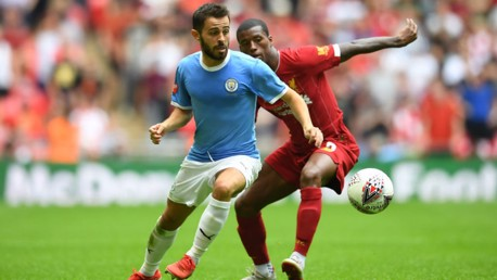 Liverpool v City: Kick-off, team news & TV channel