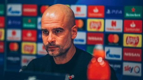Guardiola: Atalanta clash start of 'a great week'