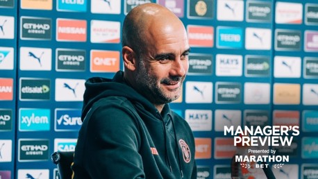 Pep: 'Managing these players is a dream come true'
