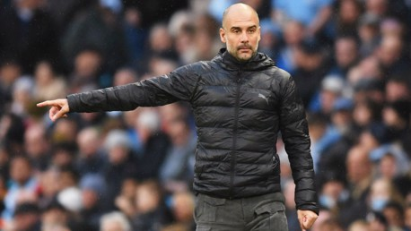 City in positive shape, asserts Guardiola
