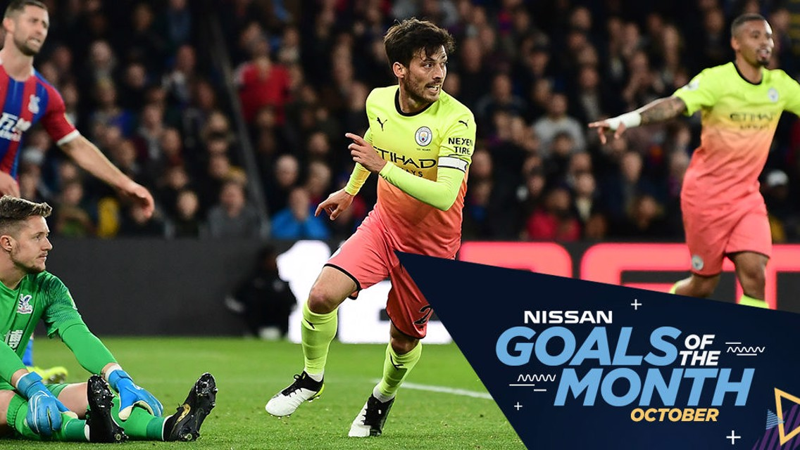 Vote! Nissan Goal of the Month