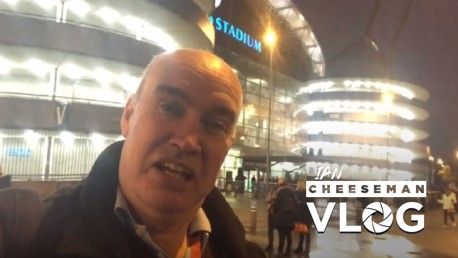 Cheeseman Vlog: City 2-1 Southampton